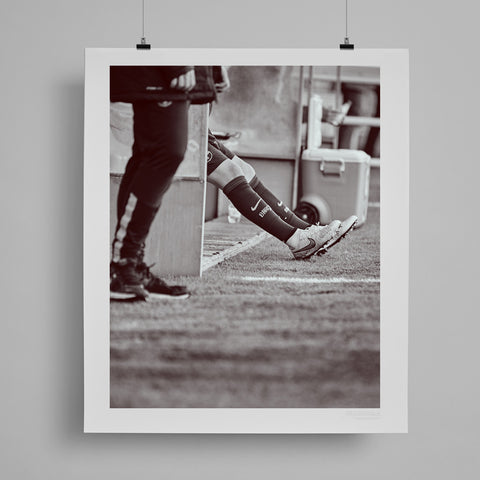 SoccerBible Print - Ruthlessly Ready
