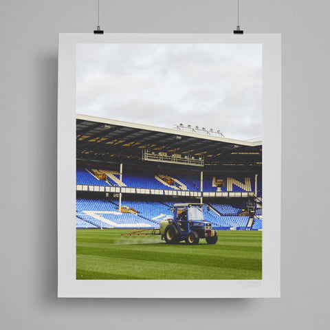 SoccerBible Print - Goodison Carpets