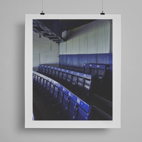 SoccerBible Print - Corrugated