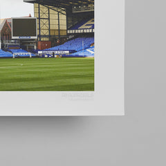SoccerBible Print - Birds Eye