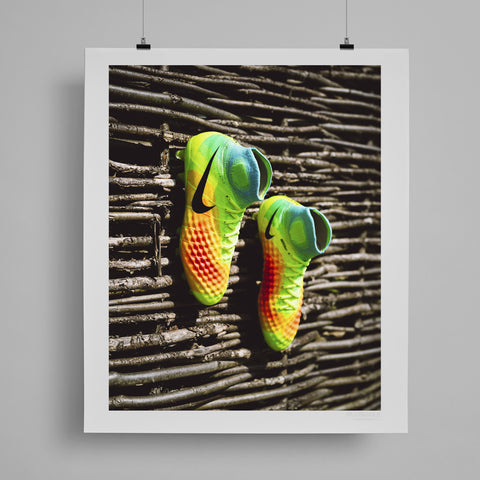 SoccerBible Print - Nike Magista II by Greg Coleman