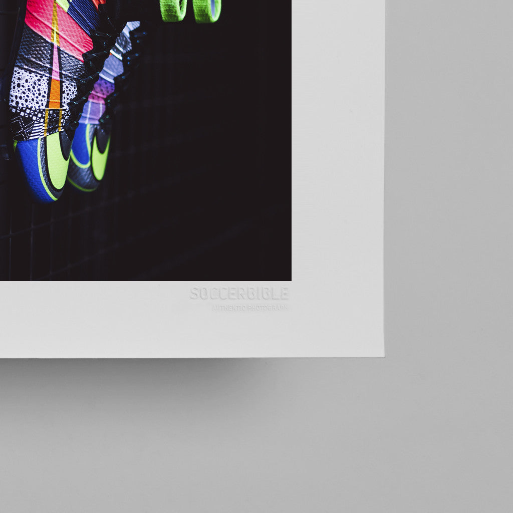 SoccerBible Print - What the Mercurial Pt. 1 by Greg Coleman