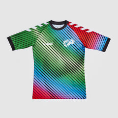 SoccerBible Hummel Football Shirt - Flair Game