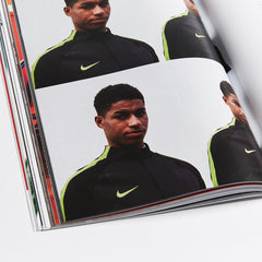 SoccerBible Magazine Issue 8 - Marcus Rashford Cover