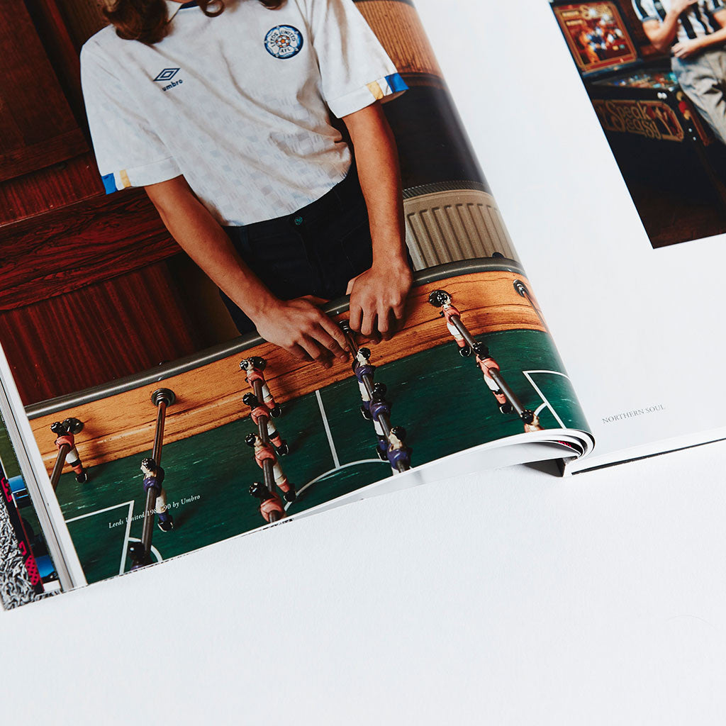 SoccerBible Magazine Issue 7 - David Silva Cover