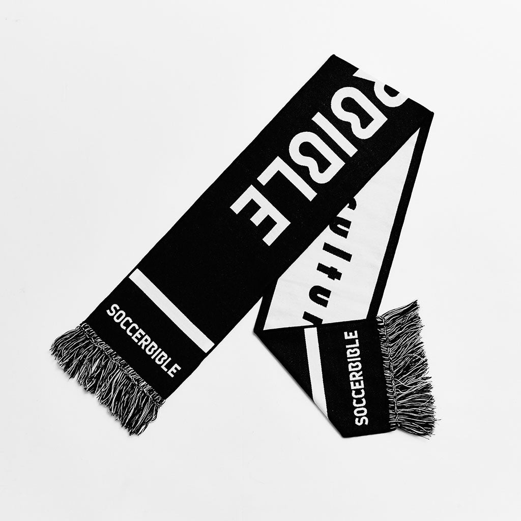 SoccerBible Terrace Scarf