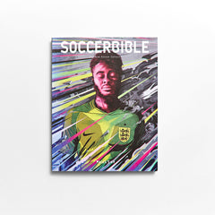 SoccerBible Magazine Issue 6 Limited Edition Cover