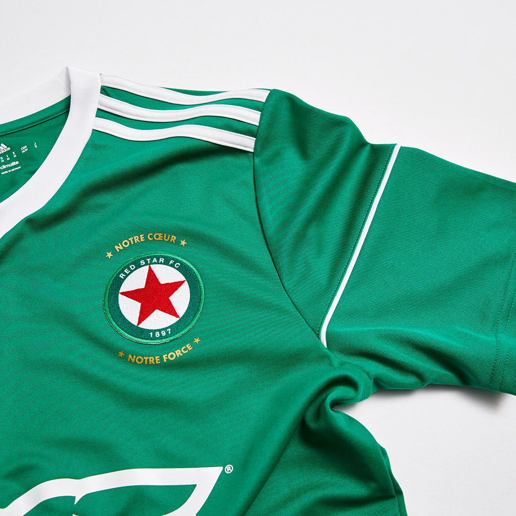 09c676033 Red Star Paris Special Edition Home Shirt – Soccer Bible Ltd