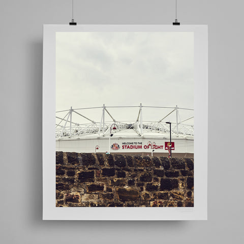 SoccerBible Print - Stadium Delight