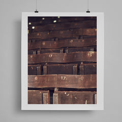 SoccerBible Print - Wooden Stories