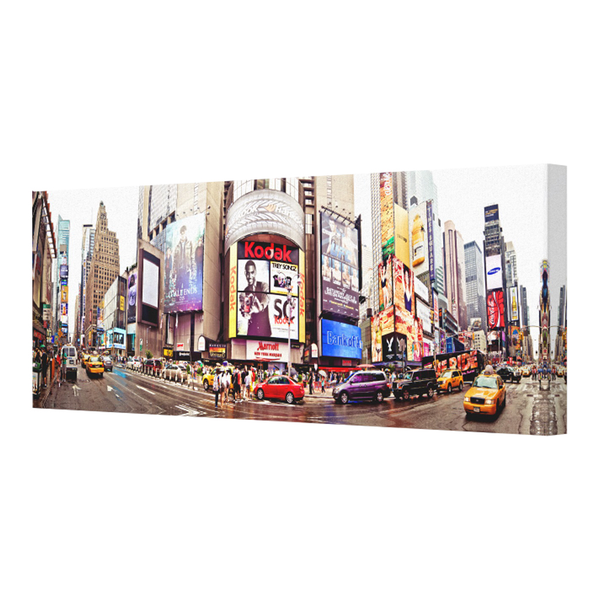 Photo to Canvas Panoramic Sizes