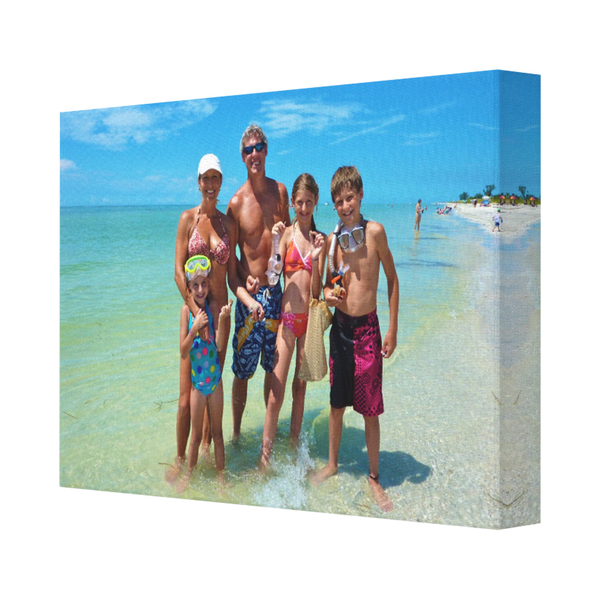Photo to Canvas Traditional Sizes