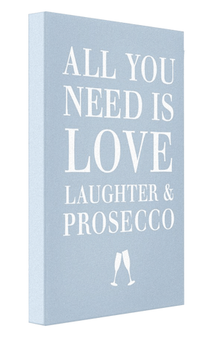 Love, Laughter & Prosecco