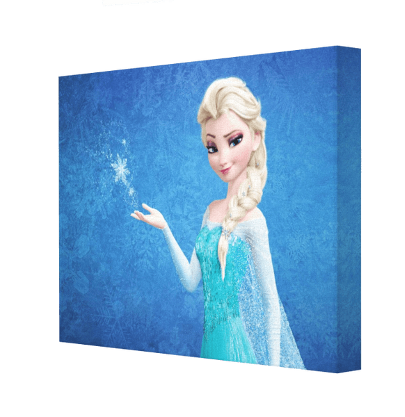 Elsa Frozen Canvas - Pics On Canvas