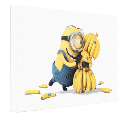 Minions Canvas 1 - Pics On Canvas