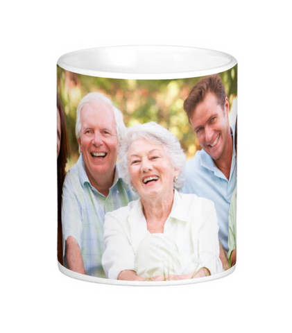 Your Photo onto a Mug - Pics On Canvas