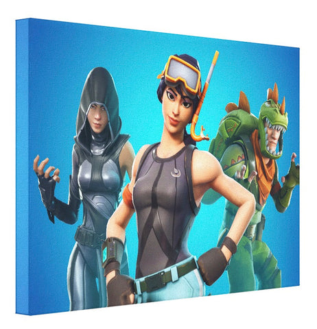 Fortnite Snorkel Ops, Fate & Rex