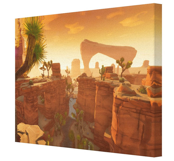 Fortnite Save the World Canny Valley