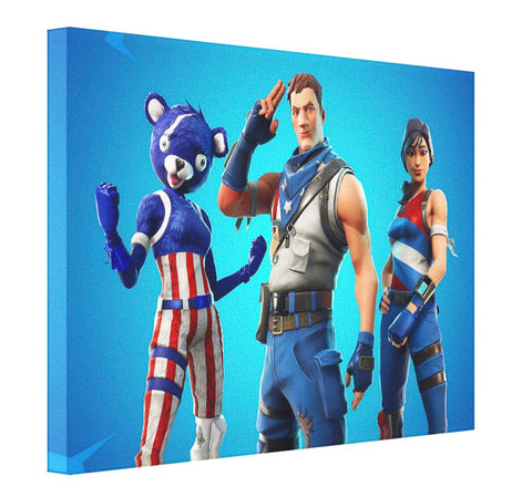Fortnite 4th July Skin Set