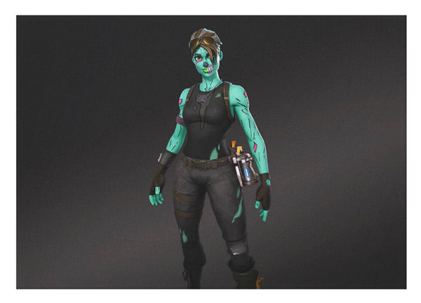 Fortnite Ghoul Trooper