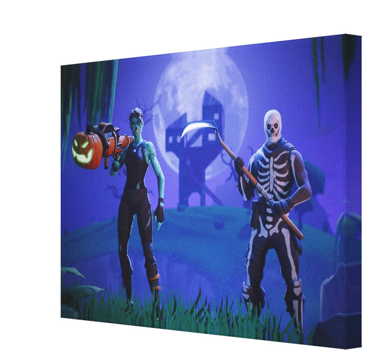 Fortnite Skull Ghoul Trooper Mares