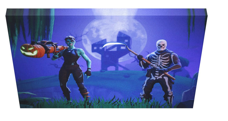 Fortnite Skull & Ghoul Trooper Mares