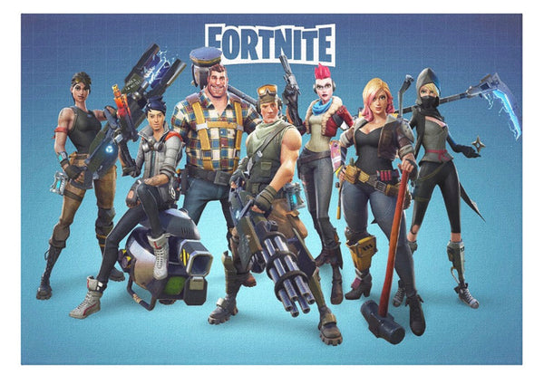 Fortnite Save the World Characters