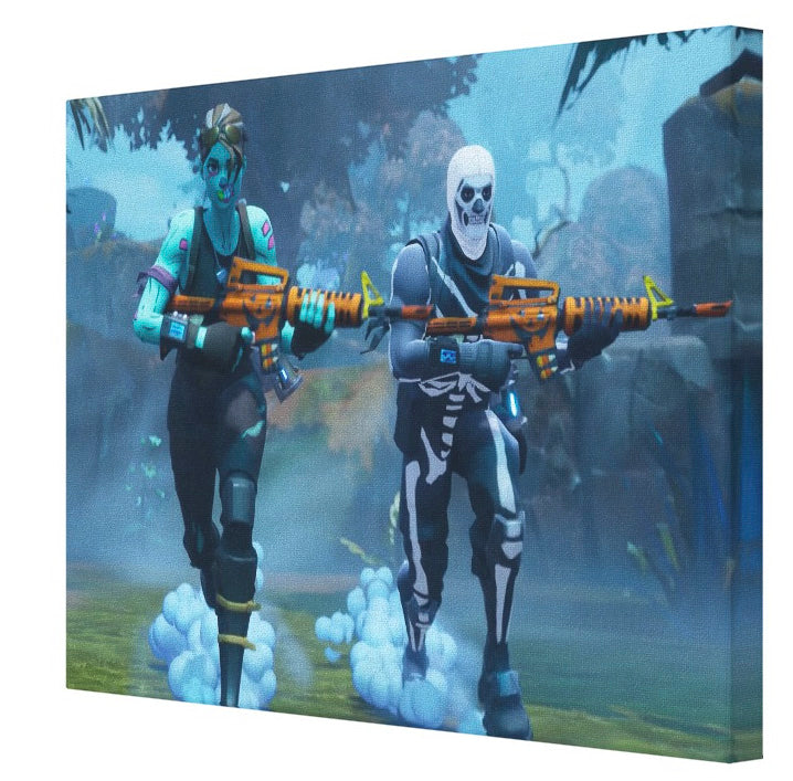 Fortnite Ghoul & Skull Trooper