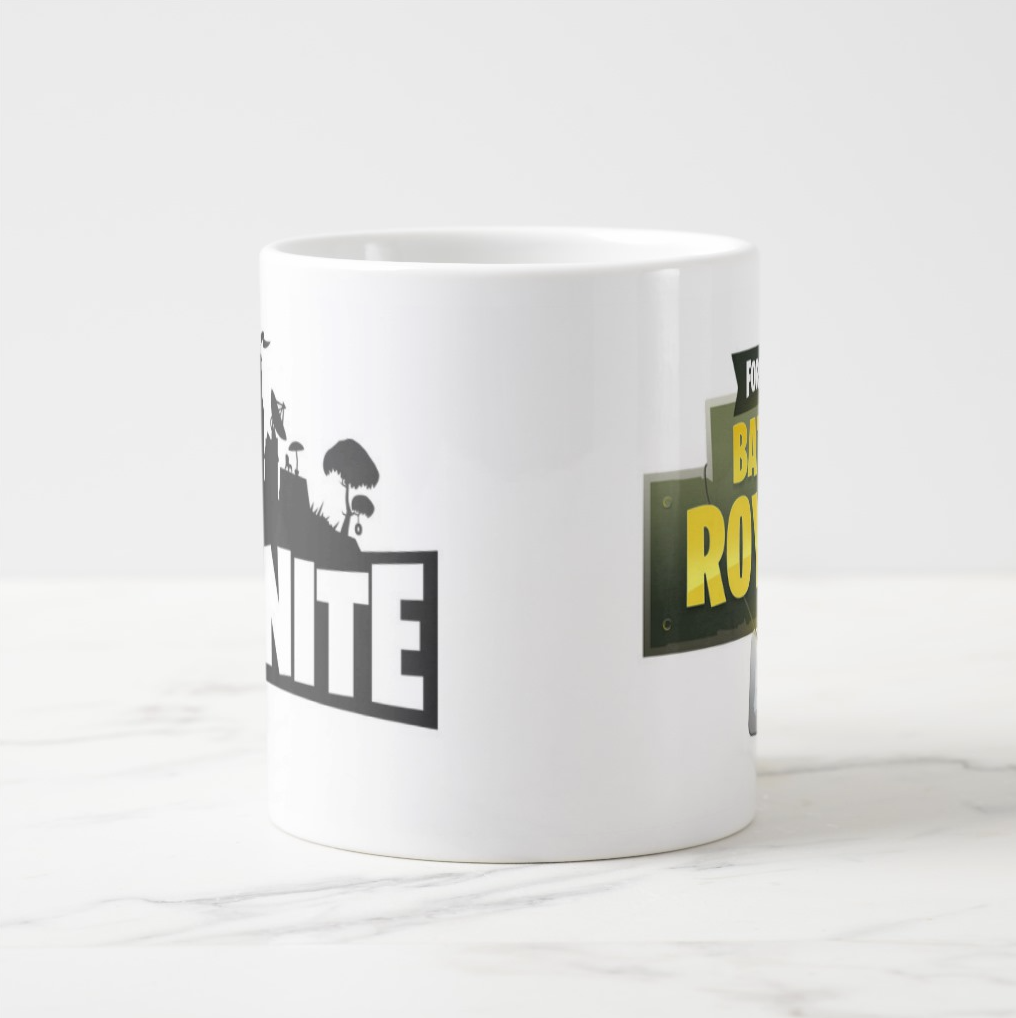 Fortnite Battle Royale Mug