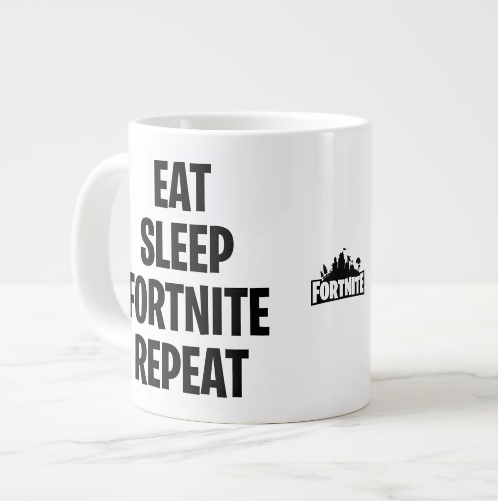 Fortnite East, Sleep, Fortnite, Repeat