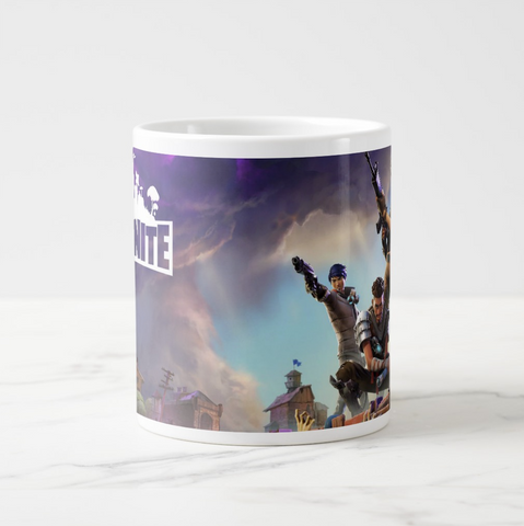 Fortnite Image Mug