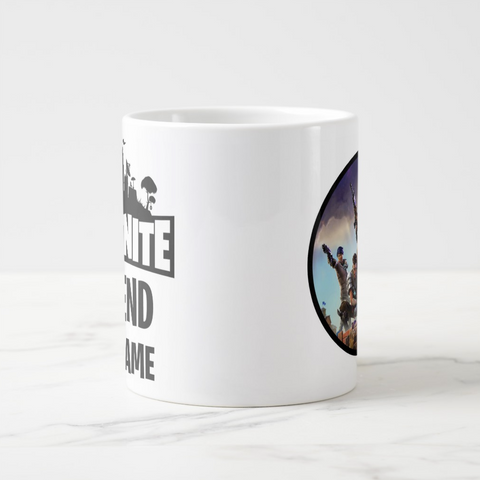 Fortnite Legend Mug