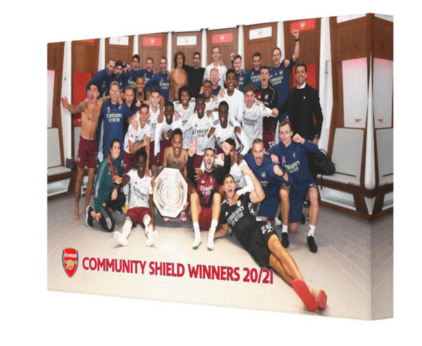 Arsenal Community Shield Winners 20/21