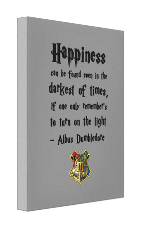 Harry Potter Happiness - Pics On Canvas