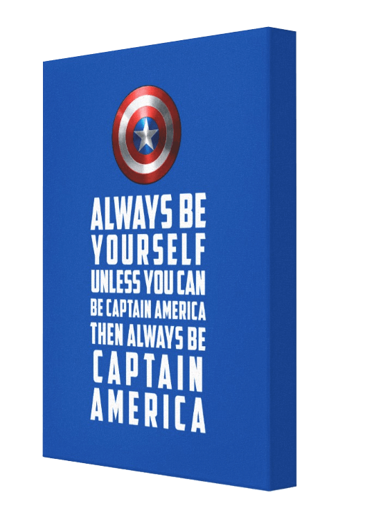 Be Captain America v1