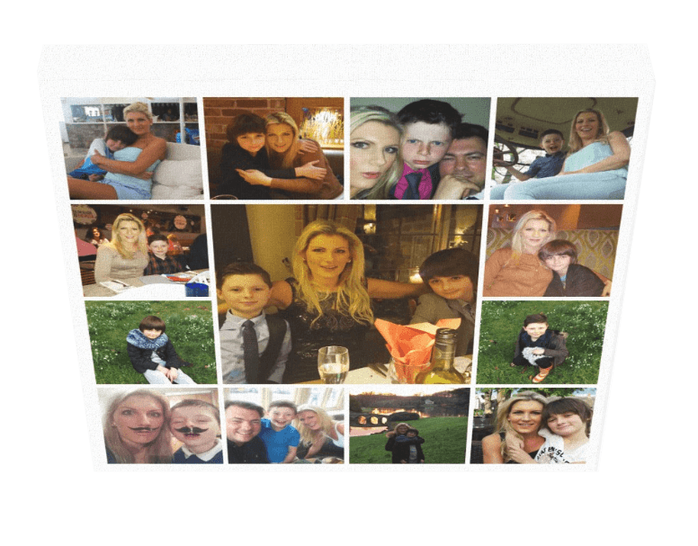 17 Image Tile Sq Collage