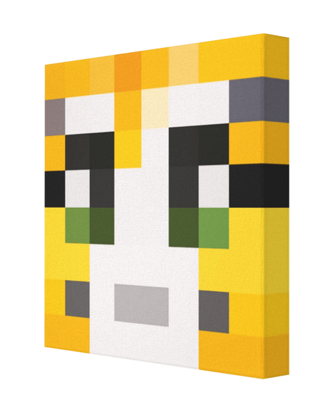 Minecraft Stampy Cat Face