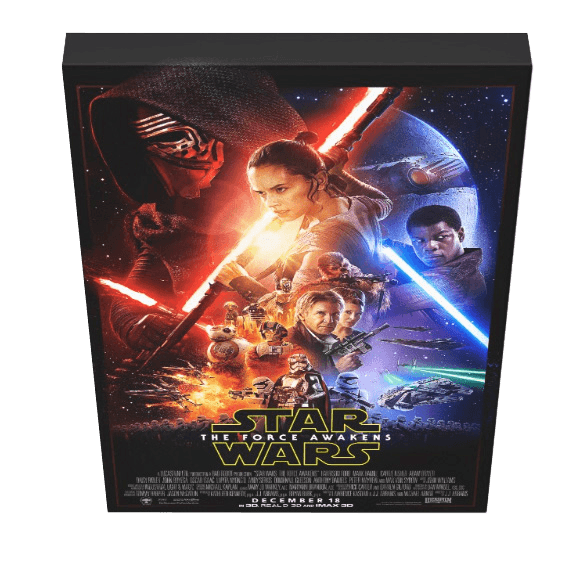 The Force Awakens - Pics On Canvas