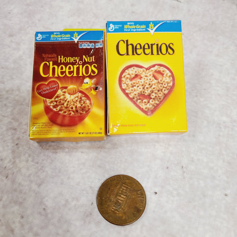 Miniature Cereal 01