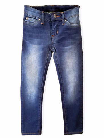 Skinny Medium Wash Denim