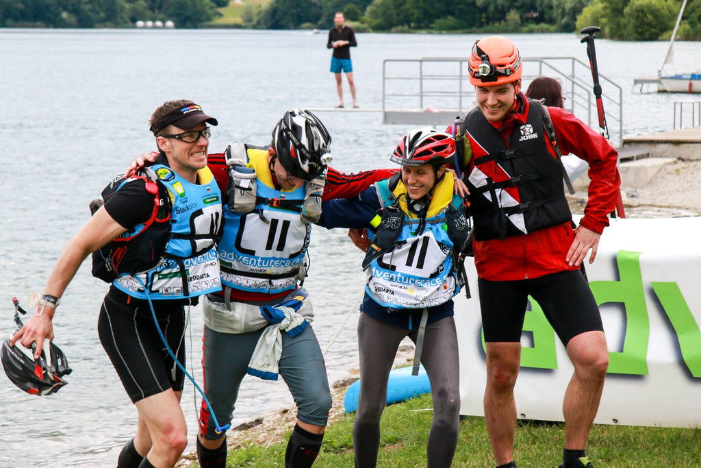 Adventure Race Slovenija 2016
