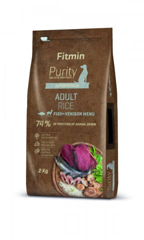 Pasja Hrana Purity Adult Rice 1
