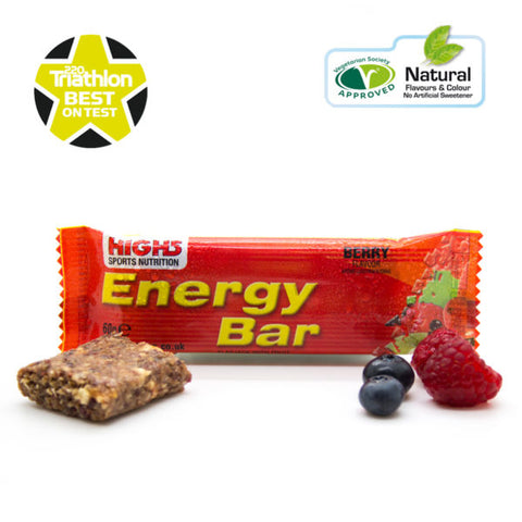 Akcija Energy Bar High5 1+1 Gratis!