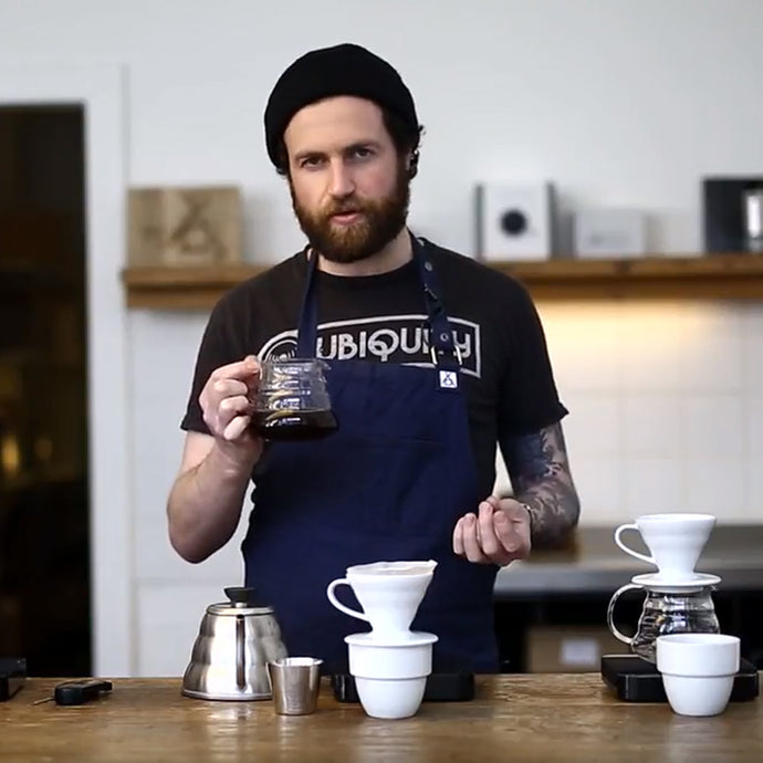 Barista Interview Series #2 - Our Jake