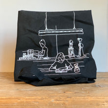 "Load image into Gallery viewer, TOTE BAG ""ROASTERY"""