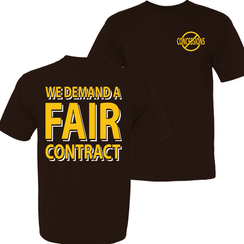 UPS Contract T-Shirt