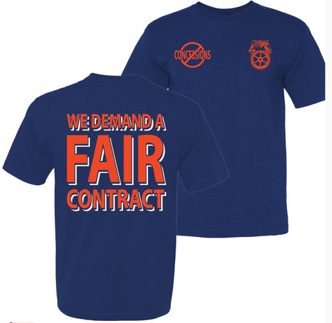 YRC Freight Contract Shirt