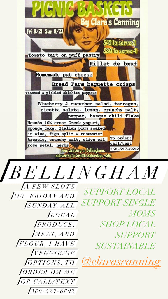 Bellingham And Surrounding Area