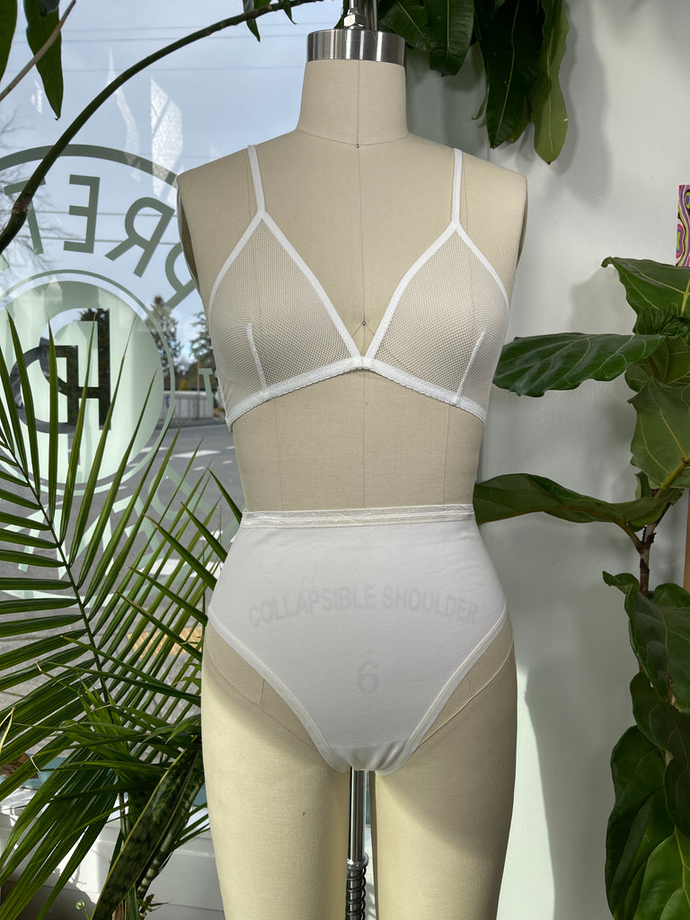 100% organic cotton brief underwear