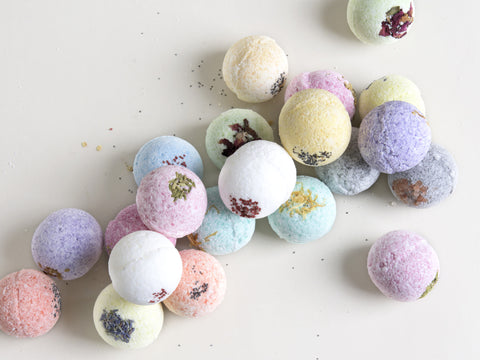 50 Wholesale Bath bombs - FREE SHIPPING!
